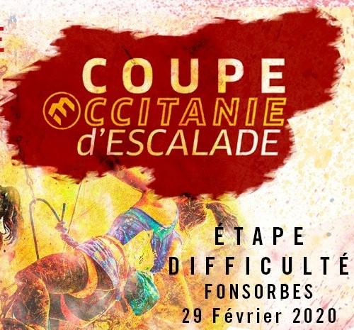 Coupe Occitanie d'Escalade – Etape de FONSORBES